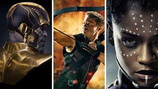 Opis 30 minut filmu Avengers Endgame UWAGA SPOILERY
