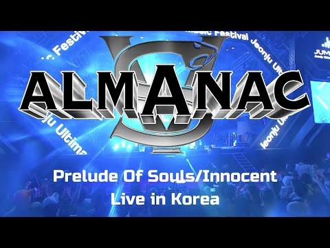 Almanac • Prelude Of Souls/Innocent • Live In Korea