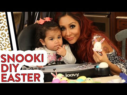 Snooki's Last-Minute Easter DIY with Giovanna