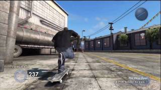 SKATE 3 - Kill it :: The Easy Spot
