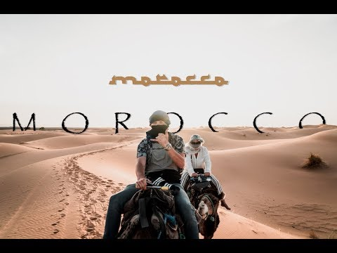 Discover Morocco // Travel Video // Backpacking