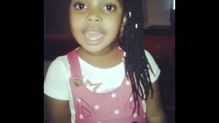 Mokgadi's daughter: watch how adorable she is 💜