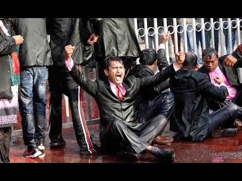 সুপ্রিমকোর্টে আইনজীবীদের বিক্ষোভ সরাসরি || Lawyer protest in bangladesh supreme court