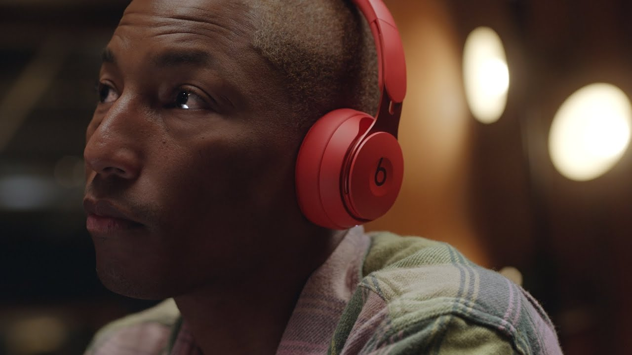 Pharrell Williams Fronts Beats By Dre New More Matte Solo Pro Headphone Collection Complex