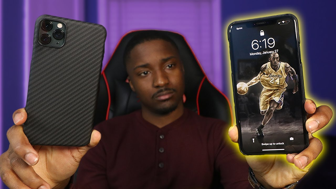 What S On My Iphone 11 Pro Kobe Bryant Tribute Youtube