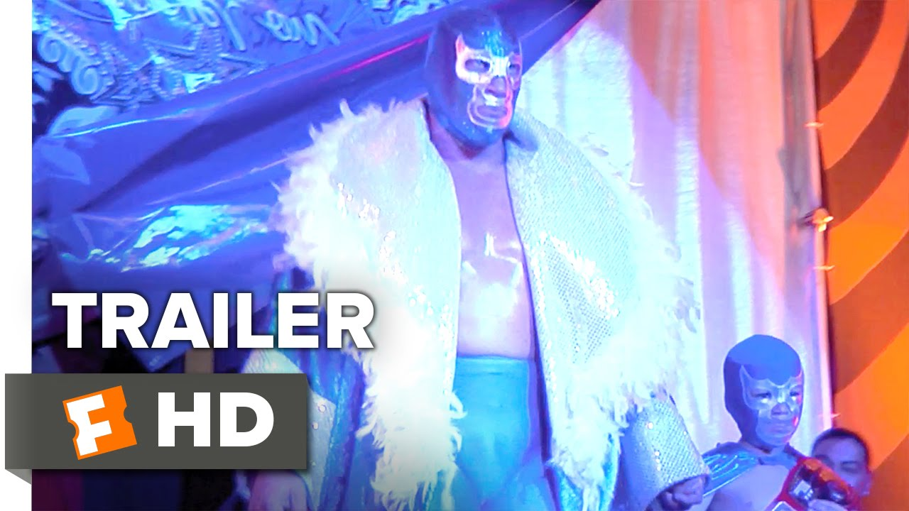 Lucha Libre Youtube Lucha Mexico Official Trailer 1 2016 Documentary Hd