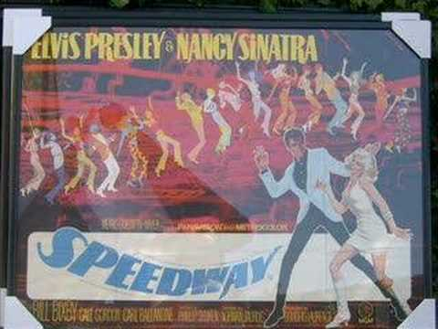 ELVIS FILM POSTER COLLECTION