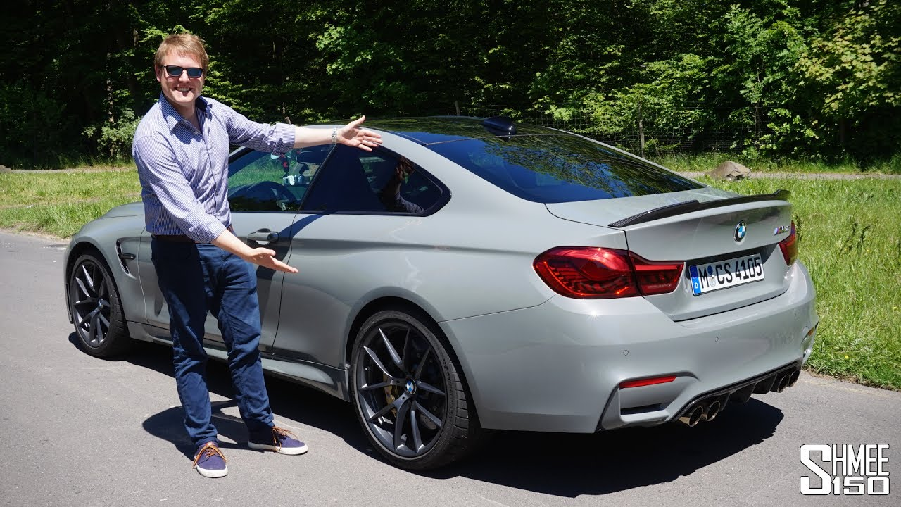BMW M4 Gts >> This is the New BMW M4 CS! - YouTube