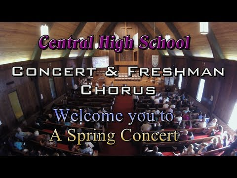 CHATTANOOGA CENTRAL HIGH SUMMER CONCERT