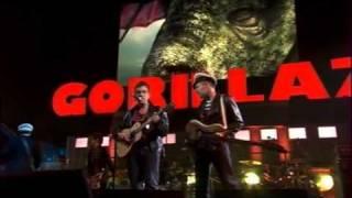 Gorillaz - On Melancholy Hill (Live @ La Musicale)