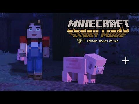 Minecraft Story Mode - MEU AMIGO SUMIU #2