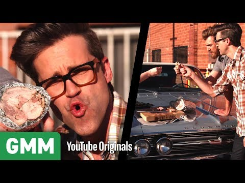 Download Youtube: Cooking A Turkey on a Car Engine