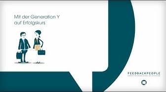 Mit der Generation Y auf Erfolgskurs - Führung der Generation Y