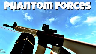 Roblox Phantom Forces Gameplay!