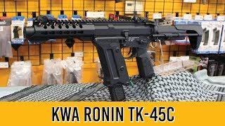 KWA TK-45C Ronin Adjustable FPS AEG