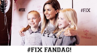 AFTERMOVIE van de LIFE OF YVONNE & #FIX FANDAG