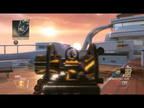 Black Ops 2 - Demolition Solo Spawn Trap Spot on Hijacked
