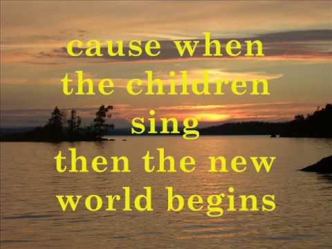 """White Lion """"When the children cry"""" -Lyrics-"""