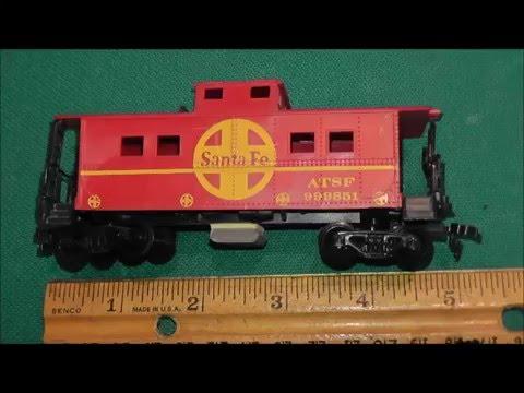 Ebay Sale HO Scale Model Train Cars Tyco Bachmann Life-Like