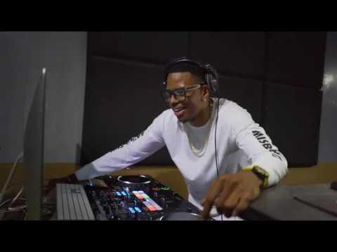 Dj Puffy - New Dancehall Radio Session on SLAM 101FM
