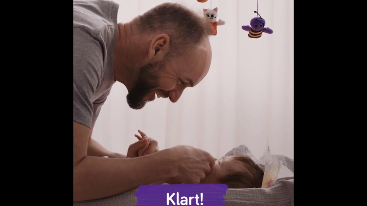 hur ofta byta blöja på nyfödd