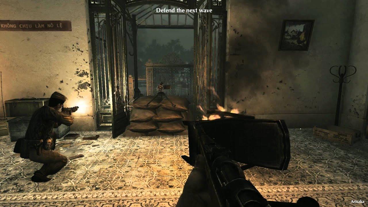 7554 Demo - Viet Nam Hotel Metropole gameplay video - English subtitle
