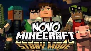 NOVO MINECRAFT! Story Mode Trailer!