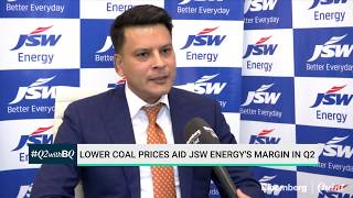 Margin Boost For JSW Energy In Q2