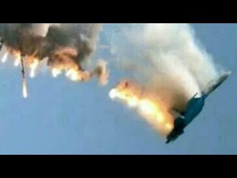 Israel Shoots Down SYRIAN Fighter Jet Israeli Golan Heights Update Raw Footage July 2018 News