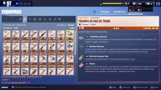 FORTNITE CHILE SAVE THE WORLD 2018 - I arrive at TRENZADOS PEAKS :O!!! IN AREA GAMEZ