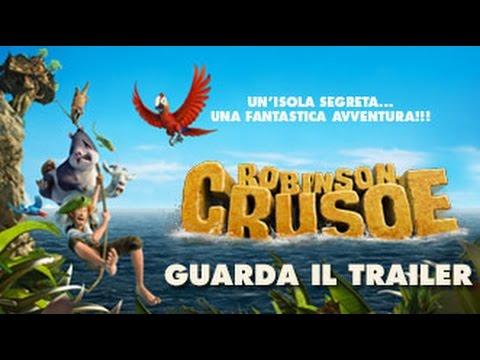 Robinson Crusoe - Dal 5 Maggio inizia l'avventura al cinema!