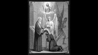 Đây là thời điểm mà Satan, Satan nổi lên để cướp giật đoàn chiên của Cha Ta