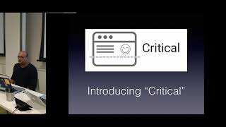 Critical 1.0 - Talk CSS #23 🎉 Party Edition