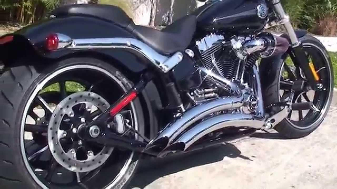 Harley Davidson Breakout Price