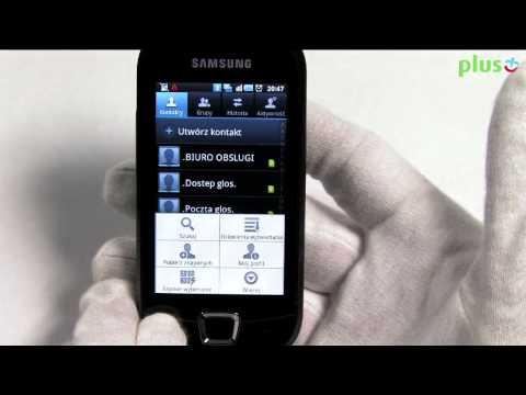Samsung Galaxy (i5800) test recenzja telefonu