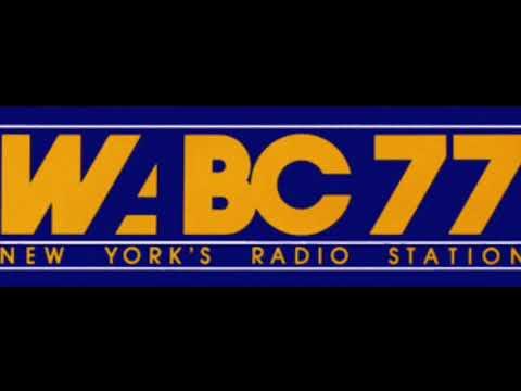 WABC 77 New York - Dan Ingram - Final Minutes Last Afternoon Show - May 7 1982