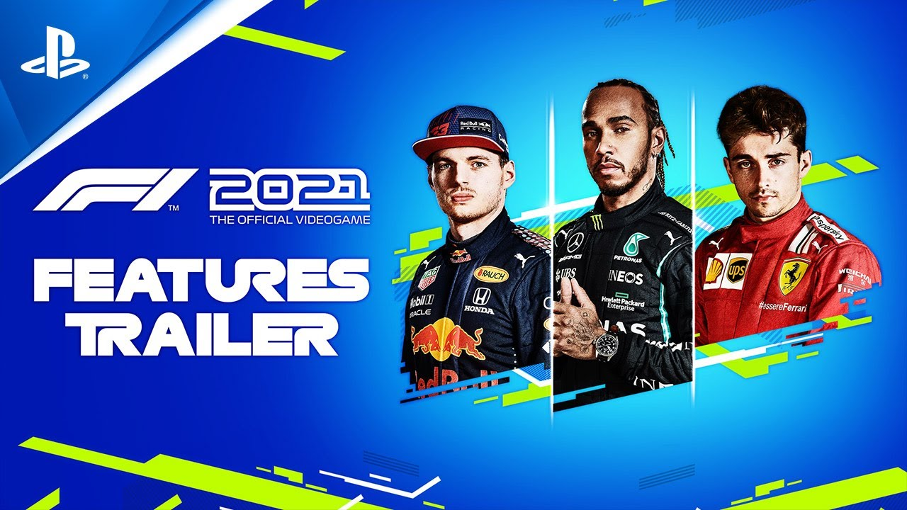 F1 2021 - العرض التشويقي للميزات