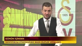 5 Şubat 2019 Salı... Galatasaray gündemine dair haberler...