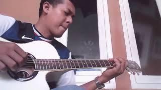GIGI - Nirwana (yg telah berlalu) .. guitar cover (fingerstyle)