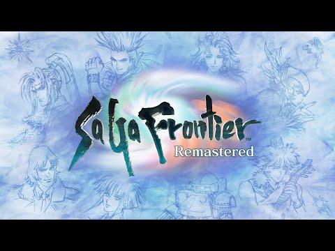 SaGa Frontier Remastered   Launch Gameplay Trailer