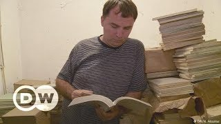 A bunker for books: bibliophilia in Belgrade | DW Documentary