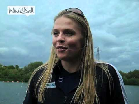 Anna Watkins - British Rowing hopeful