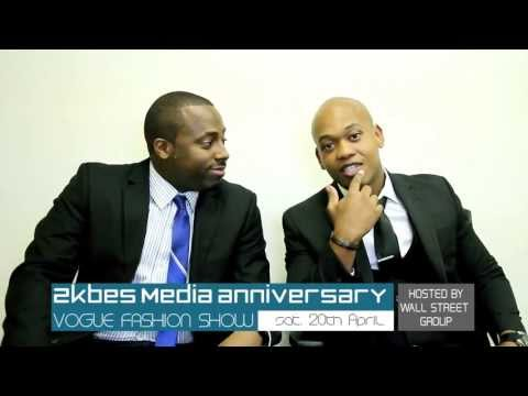 Where & Why - 2kbes annivesary ft Vogue fashion Hosted by Wallstreet Group.