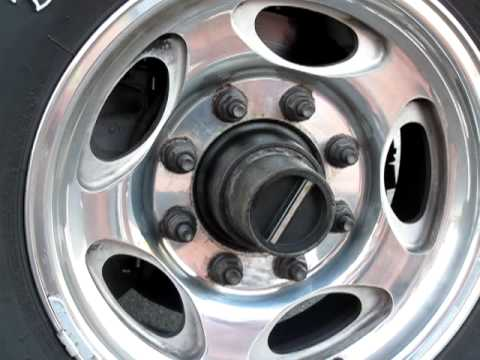 Ford Hub Locks A Look Inside
