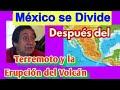 ALBERTO ZECUA 2018 contactado México se parte después del terremoto de más 10° y erupción del volcán