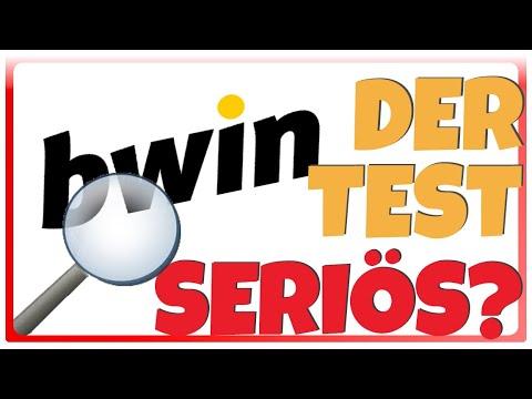 Bwin Seriös
