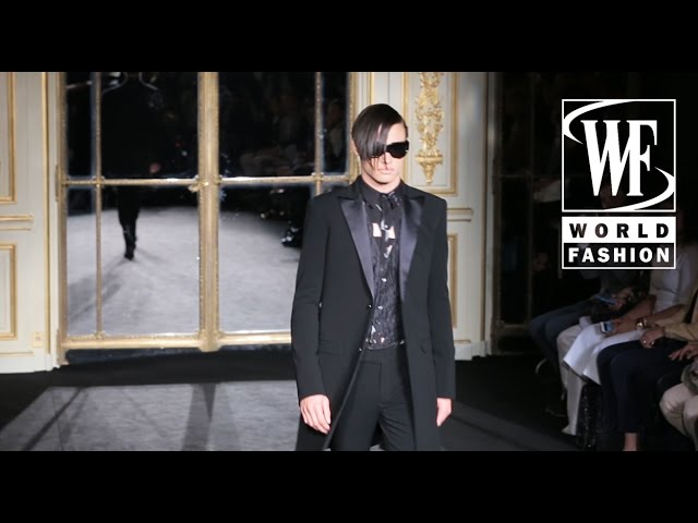 Rynshu Spring/Summer 2017 Paris Men`s Fashion Week
