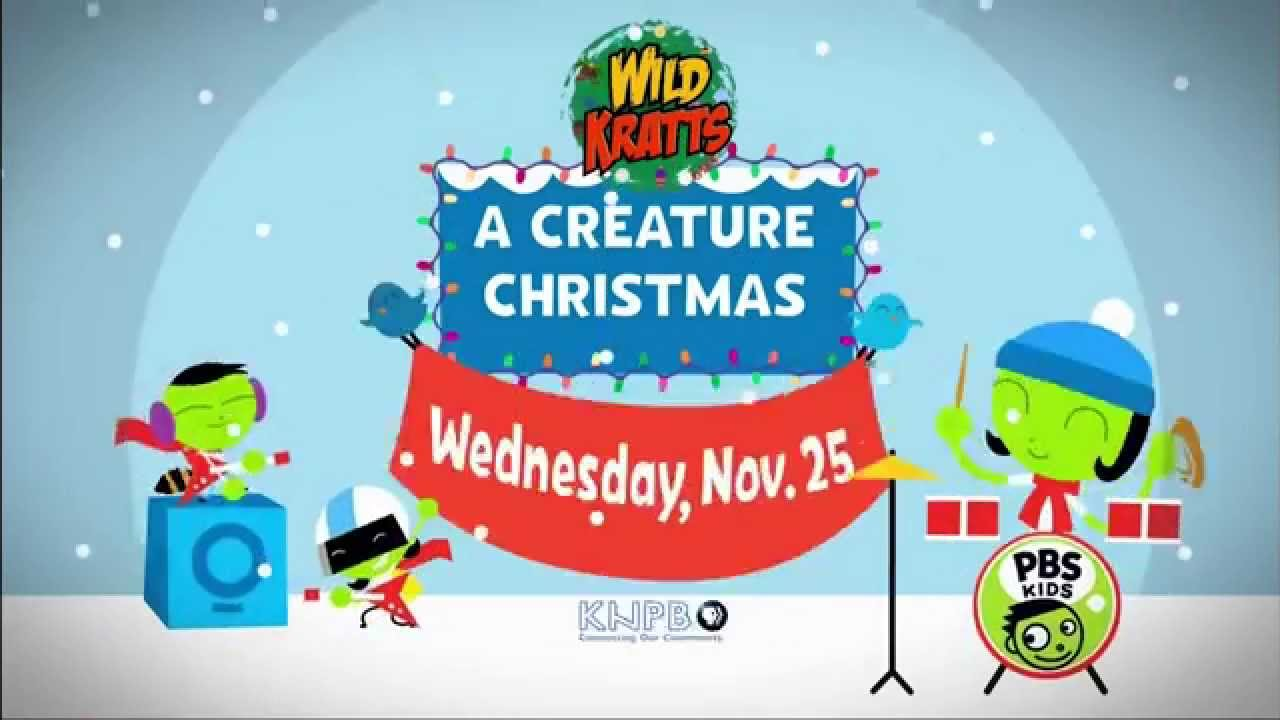 Wild Kratts: A Creature Christmas on KNPB 5.1 - YouTube