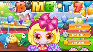 Bomb it 7 Full Gameplay Walkthrough