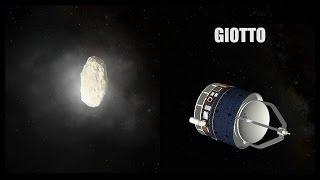 Giotto - Orbiter Space Flight Simulator